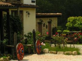 Caselunghe Country House, Camerino (Seppio yakınında)