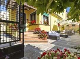 Hotel Villa Tiziana, Venedik-Lido (Quattro Fontane yakınında)