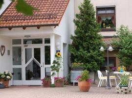 Landhotel Mühlberg, Öschingen (Ofterdingen yakınında)