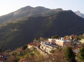 Albergo San Carlo, Massa