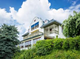 Hotel Obstgut, Saalfeld (Saalfelder Höhe yakınında)