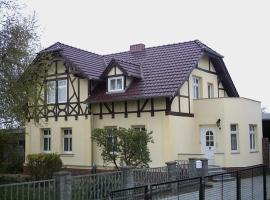 Pension im Oderbruch, Manschnow (Alt Tucheband yakınında)