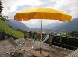 Holiday Home Comelina, Camorino (Sant'Antonino yakınında)