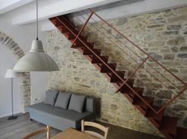 Il Giglio Casa Albergo, Rotondella