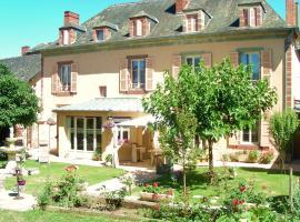 Manoir Lascaux, Objat (рядом с городом Voutezac)