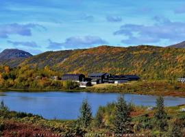 Jotunheimen Fjellstue, Boverdalen
