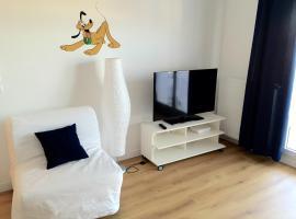 Magic Apartments, Quincy-Voisins (рядом с городом Saint-Germain-sur-Morin)