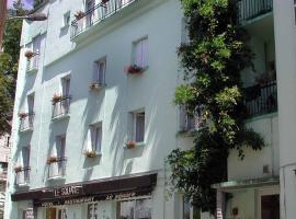 Hôtel Le Square, Капверн