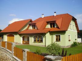 Apartmán Rodvínov, Rodvínov (Jarošov nad Nežárkou yakınında)