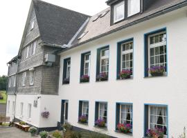 Bed and Breakfast Am Knittenberg
