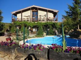 Hotel Rural Los Quiñones, Peralejos de las Truchas (Poveda de la Sierra yakınında)