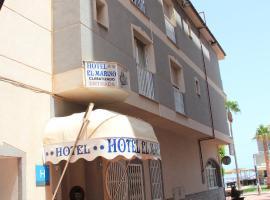 Hotel El Marino, Santiago de la Ribera