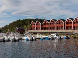 Angelamfi Hitra, Kvenvær (Near Froya)
