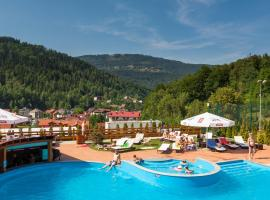 Hotel Meta Resort & Vine SPA, Щирк