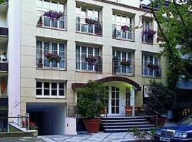 Hotel Scherf, Бад-Липпшпринге
