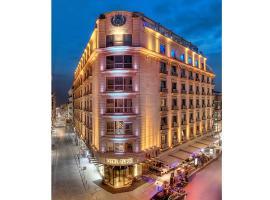 Hotel Zurich Istanbul
