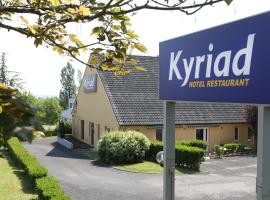 Kyriad Nancy Sud - Ludres, Людр (рядом с городом Saint-Nicolas-de-Port)