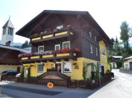 Pension Haus Rohrmoser, Lungötz