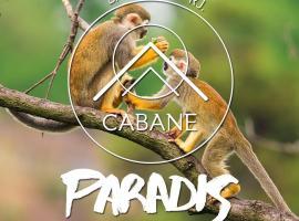 Cabane Paradis Hostel, Barreira