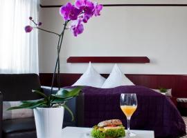 Hotel Neuer Karlshof, Baden-Baden (Sandweier yakınında)