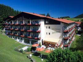 Kur- und Sporthotel Interest, Oberstaufen