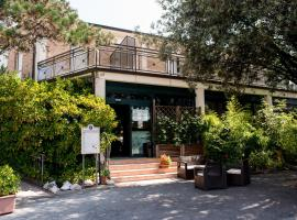 Hotel Classicano, Ravenna (Nær Ghibullo)