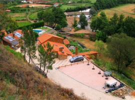 Quinta Da Moenda, Alvoco das Várzeas (Nær Aldeia das Dez)