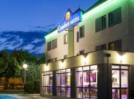 Comfort Hotel Orléans Olivet, Оливет (рядом с городом Saint-Cyr-en-Val)