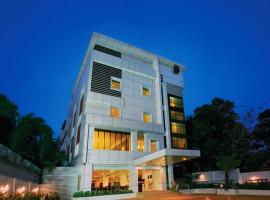 Hotel Hills Park, Pathanāmthitta (рядом с городом Pattanapuram)
