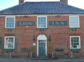 The Lion Inn, Theberton