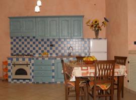 Casa Peppino, Ceraso (Cuccaro Vetere yakınında)