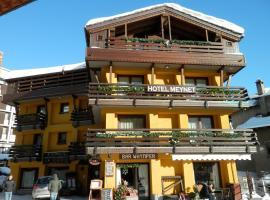 Hotel Meynet, Breuil-Cervinia