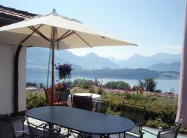 Bio B&B La Tortuga, Luzern (Merlischachen yakınında)