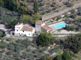 Agriturismo Montereggi, Fiesole (Trespiano yakınında)