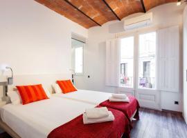 AB Paral·lel Spacious Apartments, Barcelona