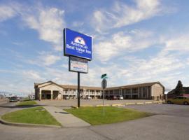 Americas Best Value Inn Pryor 2 Stars