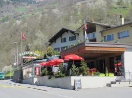 Hotel Restaurant L'Escale, Le Châble