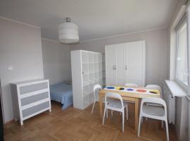 Modern 3 room apartment in Gdańsk