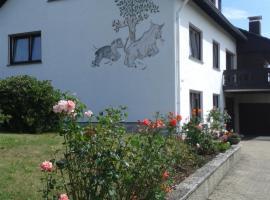 Ferienwohnung Fülbier, Oberzissen (Niederdürenbach yakınında)