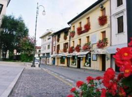 Hotel Cigno, Latisana (Gorgo yakınında)