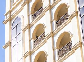 Shirvan Hotel & SPA, Şamaxı (Bǝdǝlli yakınında)