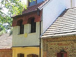 Penzion Slunce nad Vinným Sklepem, Moravská Nová Ves (Mikulčice yakınında)