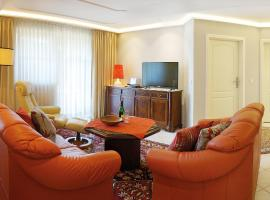 Junior living-suite im Kurzentrum, Bad Füssing (Safferstetten yakınında)