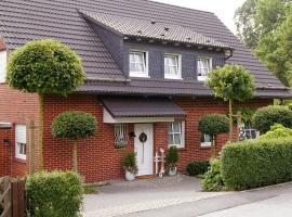 Ferienwohnung Riedel, Sundern (Allendorf yakınında)