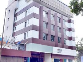 Fortune Park Centre Point - Member ITC Hotel Group, Jamshedpur, Jamshedpur (рядом с городом Chāndil)