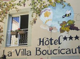 A La Villa Boucicaut, Chalon-sur-Saône