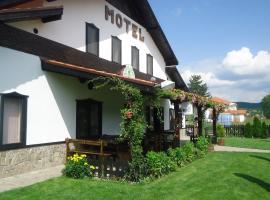 Motel Emre, Medevtsi (Dzhebel yakınında)