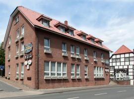 Hotel Hubertus, Ennigerloh (Neubeckum yakınında)