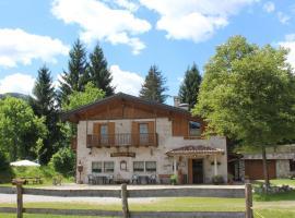 Agriturismo al Marter, Tiarno di Sopra (Tremalzo yakınında)