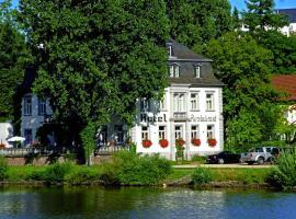 Hotel Villa Keller, Saarburg (Ockfen yakınında)